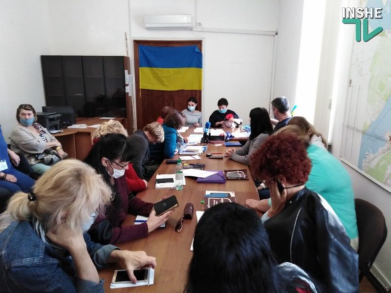 Члены Николаевского горизбиркома приняли решение вскрывать кабинеты, к которым не подходят выданные на вахте ключи (ФОТО, ВИДЕО) 1