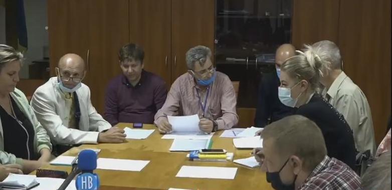 Николаевский облизбирком зарегистрировал кандидатов в депутаты Николаевского облсовета от ОПЗЖ