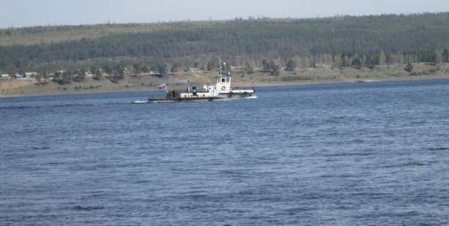 В России в Красноярском крае в реку Ангара вылилось около 500 литров дизельного топлива