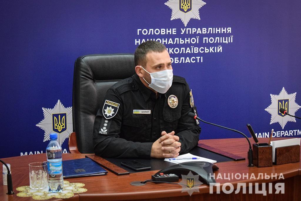 На Николаевщине полиция усилит внимание к соблюдению карантина: и в своих рядах, и в торговых и развлекательных заведениях (ФОТО) 3