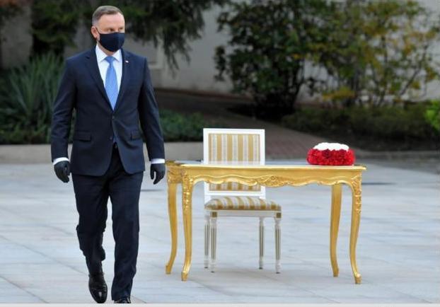Завтра в Украину прилетит президент Польши: программа визита