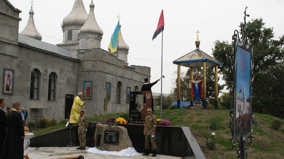 На Николаевщине открыли мемориальный комплекс павшим в российско-украинской войне (ФОТО) 19