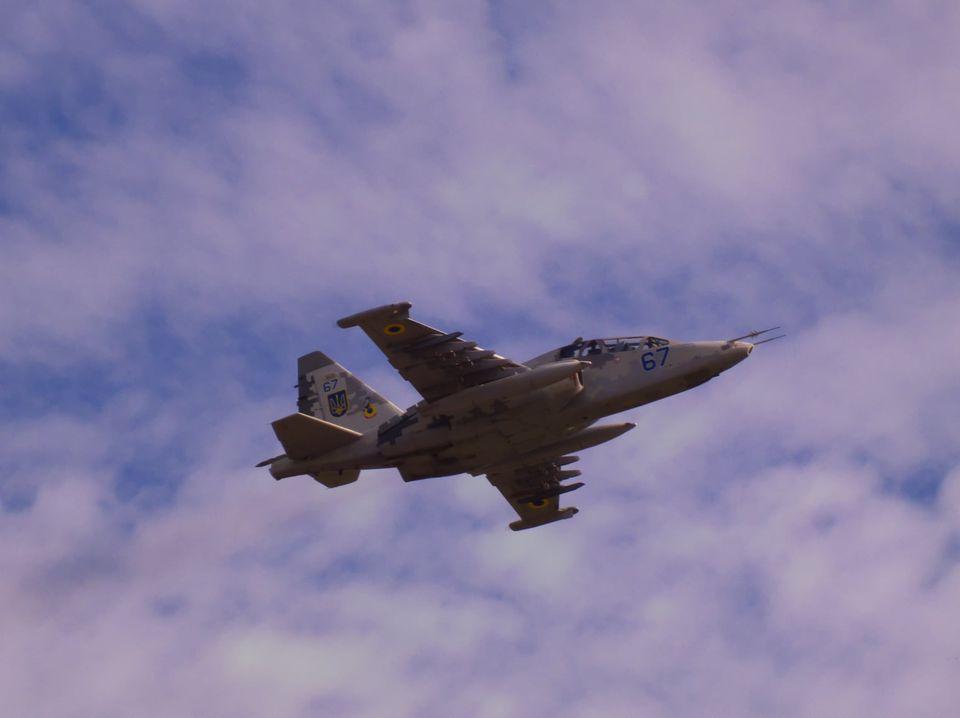 Николаевские летчики отработали очередную летную смену (ФОТО) 1
