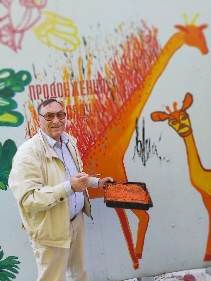 Детская художественная школа готовит большой подарок Николаевскому зоопарку к 120-летию (ФОТО) 21