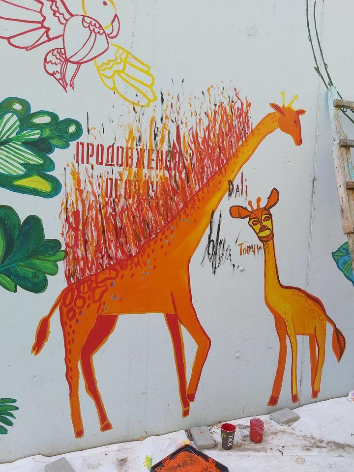 Детская художественная школа готовит большой подарок Николаевскому зоопарку к 120-летию (ФОТО) 23