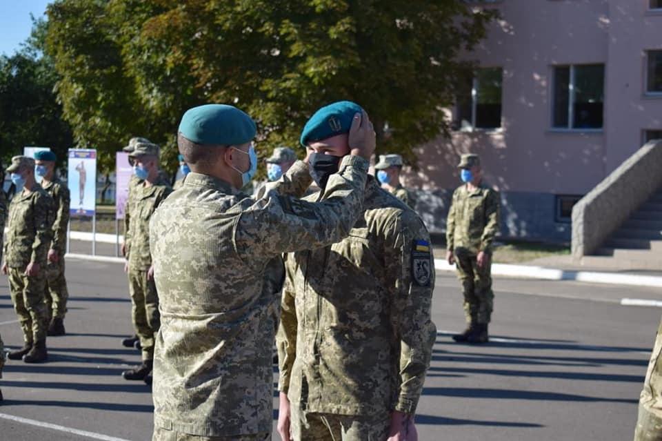 Николаевские морпехи давали Клятву морского пехотинца в Широкино (ФОТО) 23