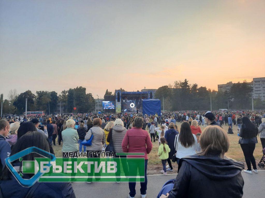 Полиция открыла производство из-за концерта Оли Поляковой в Харькове (ФОТО, ВИДЕО) 7