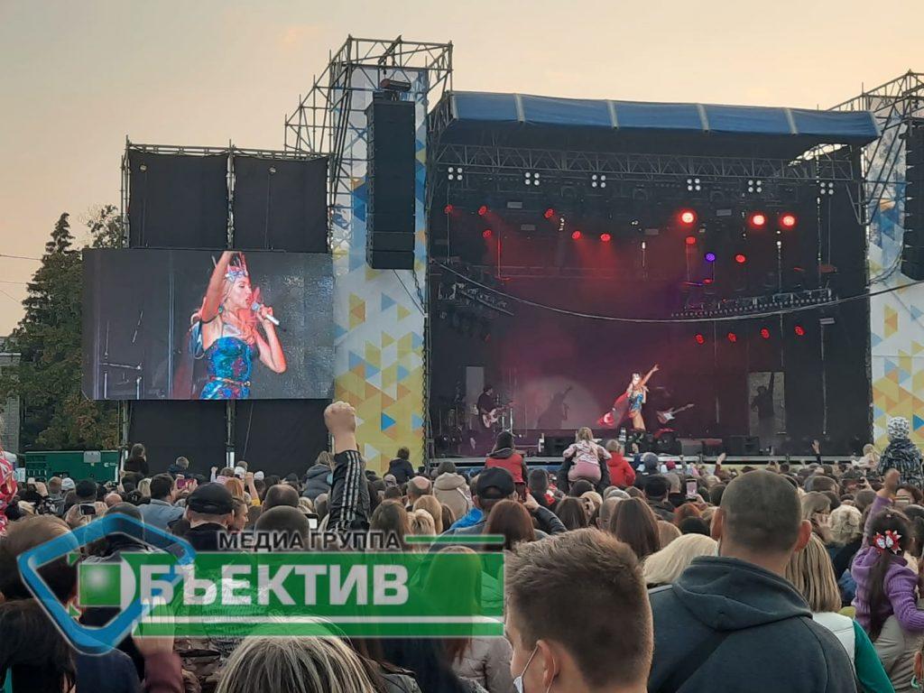 Полиция открыла производство из-за концерта Оли Поляковой в Харькове (ФОТО, ВИДЕО) 1