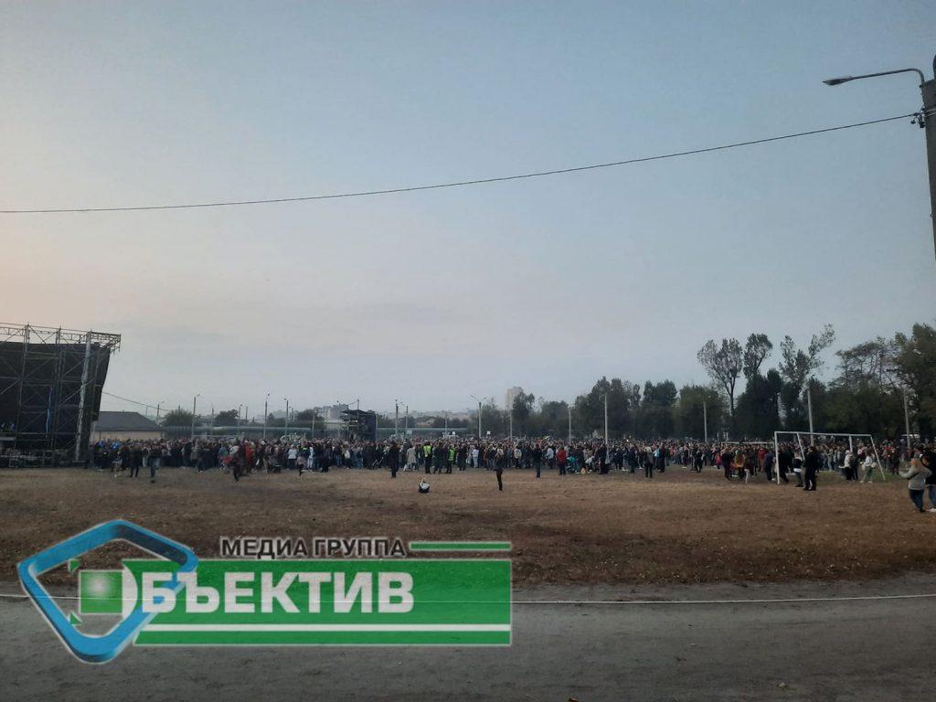 Полиция открыла производство из-за концерта Оли Поляковой в Харькове (ФОТО, ВИДЕО) 9