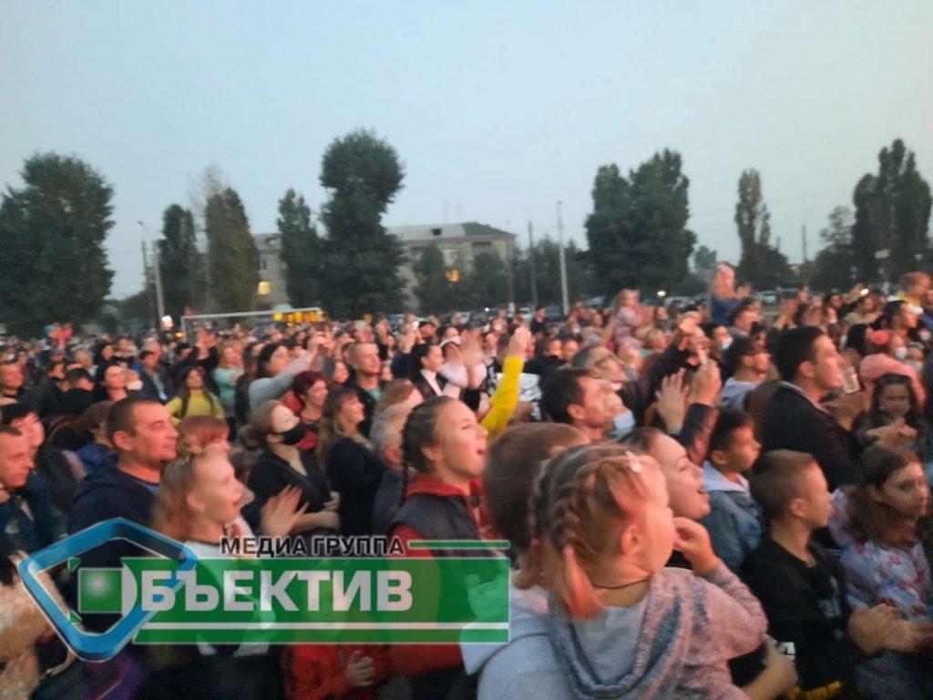 Полиция открыла производство из-за концерта Оли Поляковой в Харькове (ФОТО, ВИДЕО) 13