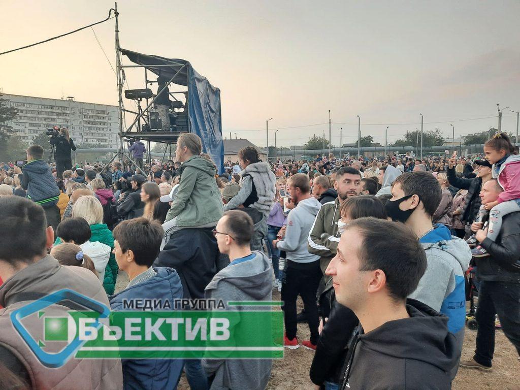 Полиция открыла производство из-за концерта Оли Поляковой в Харькове (ФОТО, ВИДЕО) 5