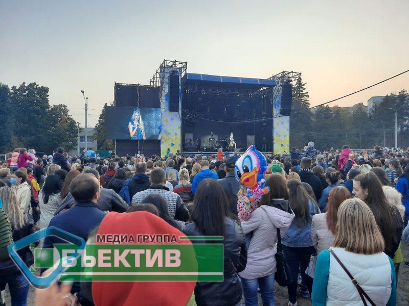 Полиция открыла производство из-за концерта Оли Поляковой в Харькове (ФОТО, ВИДЕО)