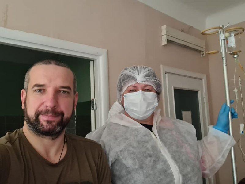 Александр Стадник поздравил врачей с их международным праздником (ФОТО)