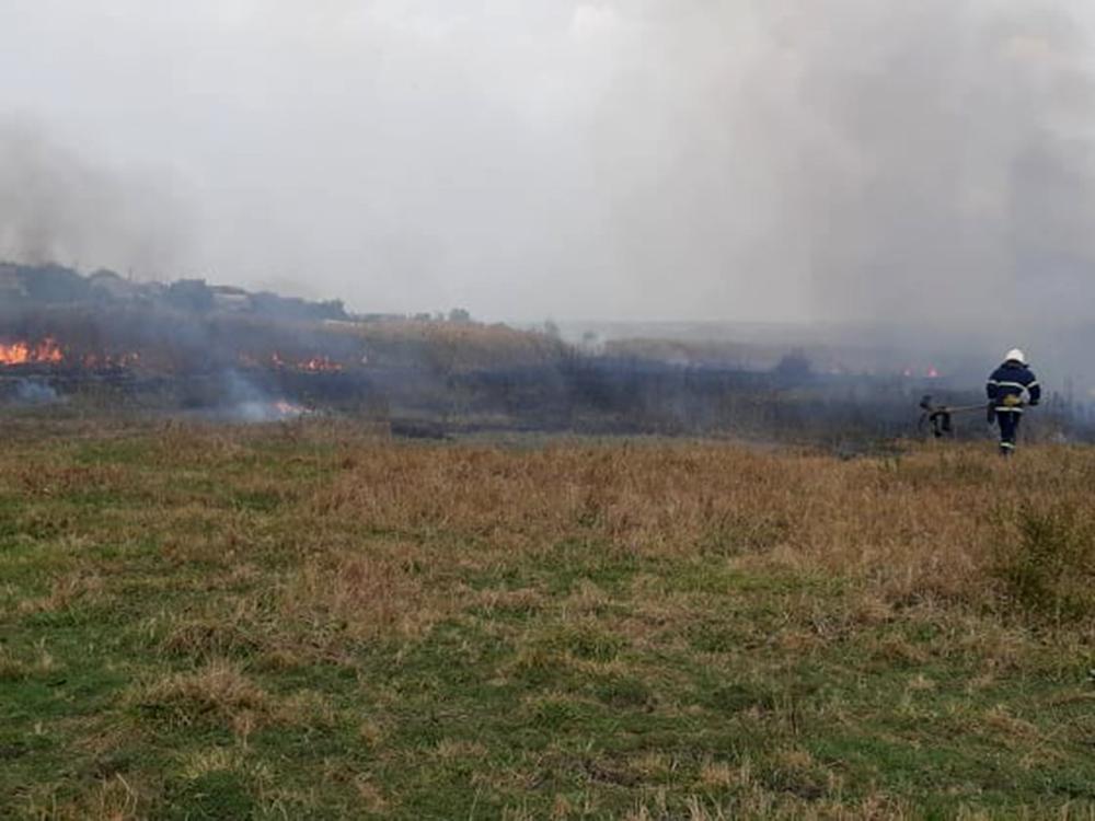 На Николаевщине двое человек получили ожоги при пожаре в Первомайске (ФОТО) 5