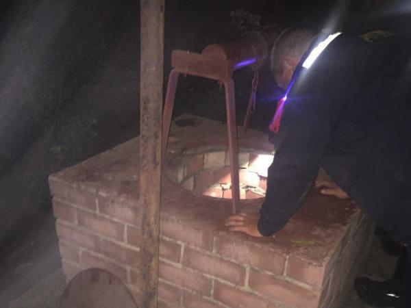 На Николаевщине женщина упала в 5-метровый колодец и до утра звала на помощь (ФОТО) 1