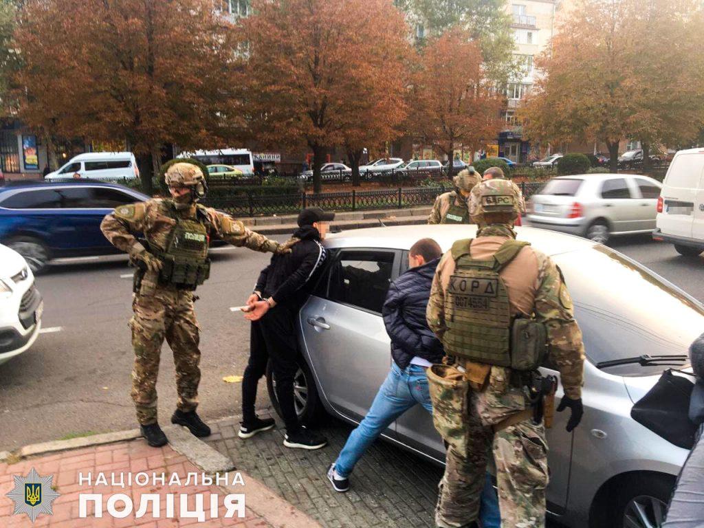 В Николаеве задержали группу вымогателей (ФОТО) 3