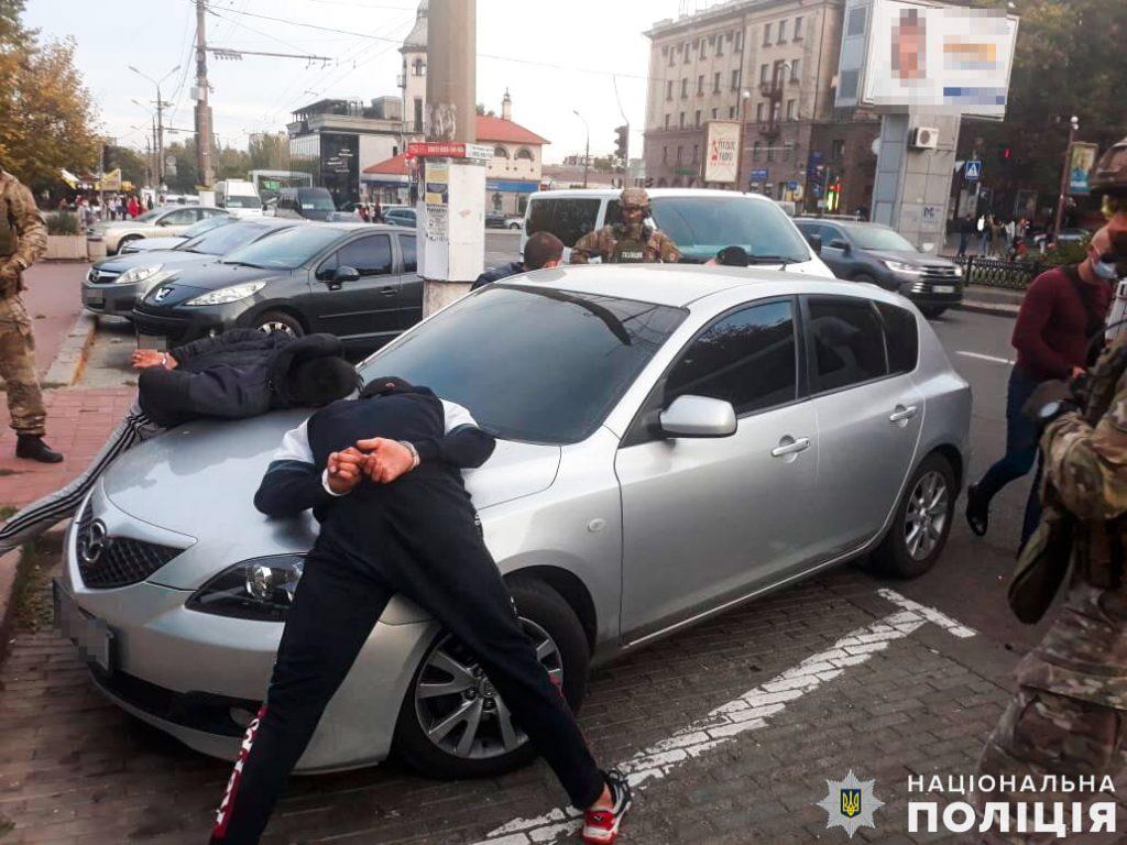 В Николаеве задержали группу вымогателей (ФОТО) 5