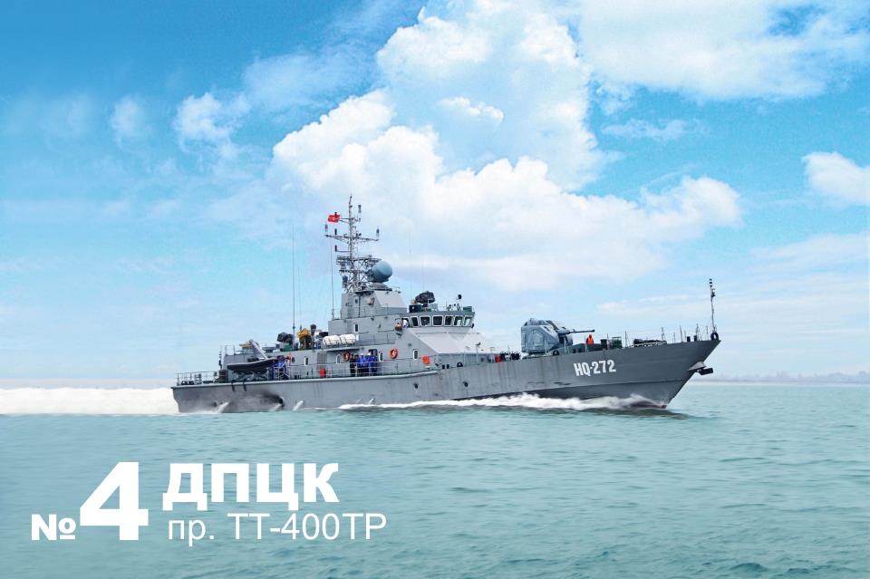 Николаевские кораблестроители способны строить любые корабли для украинских ВМС - обзор 7