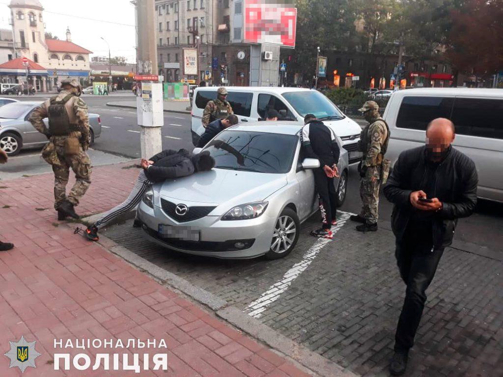 В Николаеве задержали группу вымогателей (ФОТО) 9