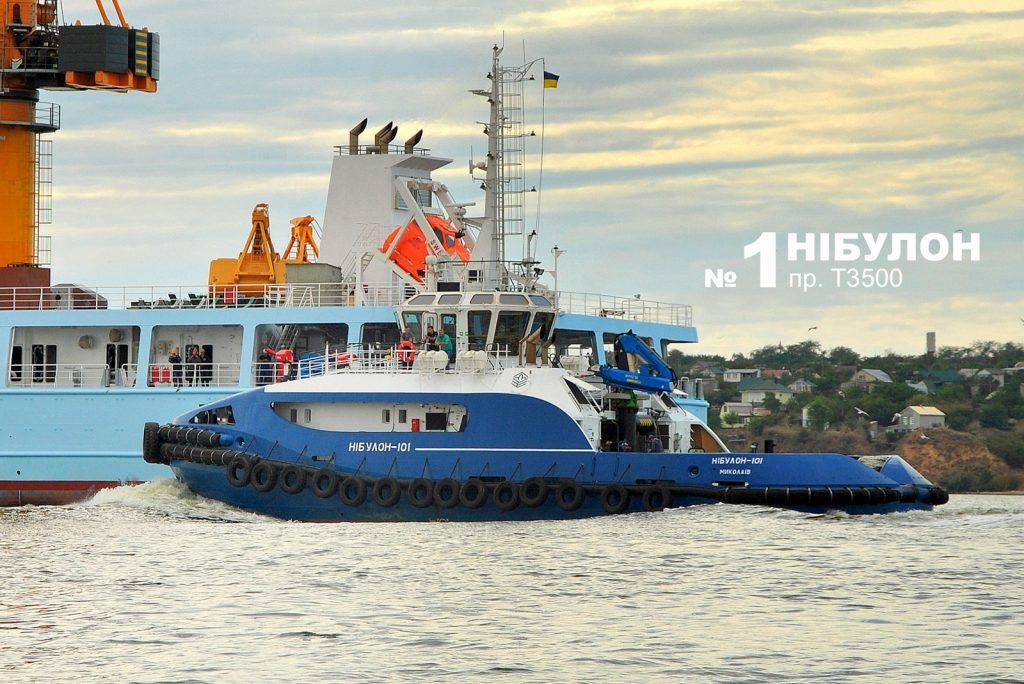 Николаевские кораблестроители способны строить любые корабли для украинских ВМС - обзор 1