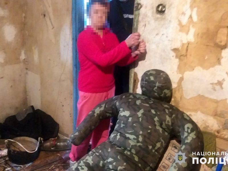 На Николаевщине мать убила 35-летнего сына