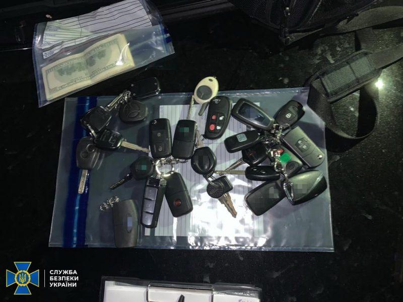 В Николаеве СБУ задержала продавца сканеров для угона автомобилей (ФОТО)