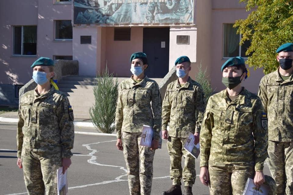 Николаевские морпехи давали Клятву морского пехотинца в Широкино (ФОТО) 25