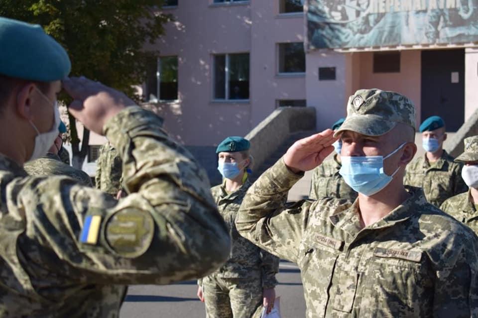 Николаевские морпехи давали Клятву морского пехотинца в Широкино (ФОТО) 29