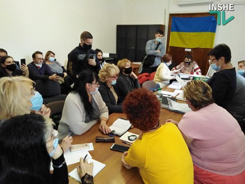 Николаевский горизбирком зарегистрировал кандидатов в депутаты от Партии зеленых Украины и партии «Розумна сила» (ВИДЕО)