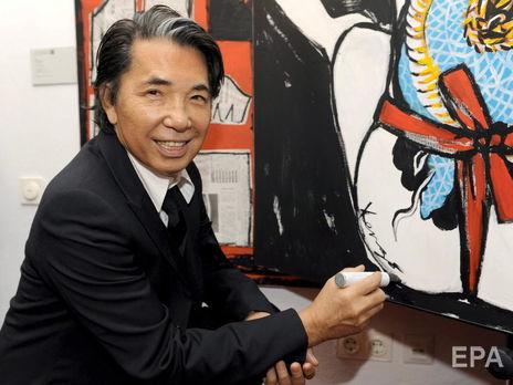Основатель бренда Kenzo умер от коронавируса