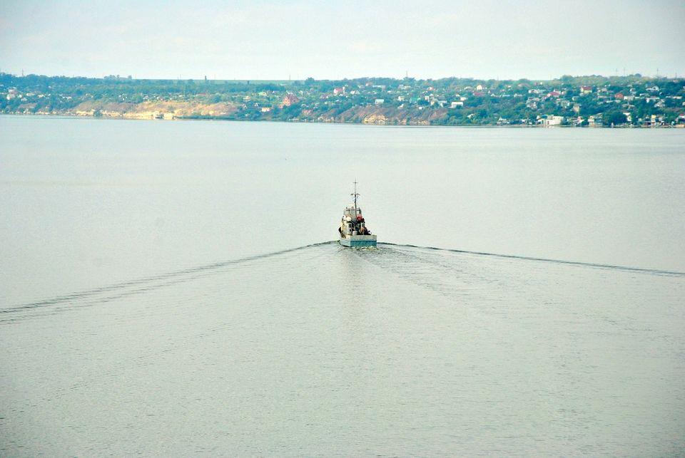 Николаевский судостроительный завод на месяц раньше срока завершил ремонт противодиверсионного катера ВМС (ФОТО) 3