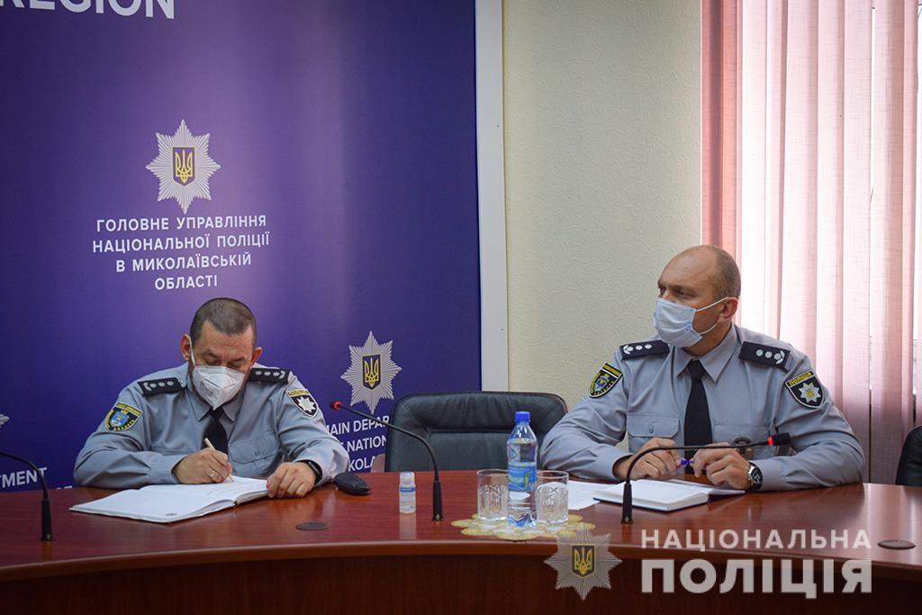 На Николаевщине полиция усилит внимание к соблюдению карантина: и в своих рядах, и в торговых и развлекательных заведениях (ФОТО) 5