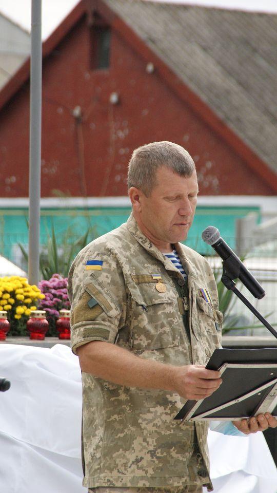 На Николаевщине открыли мемориальный комплекс павшим в российско-украинской войне (ФОТО) 3