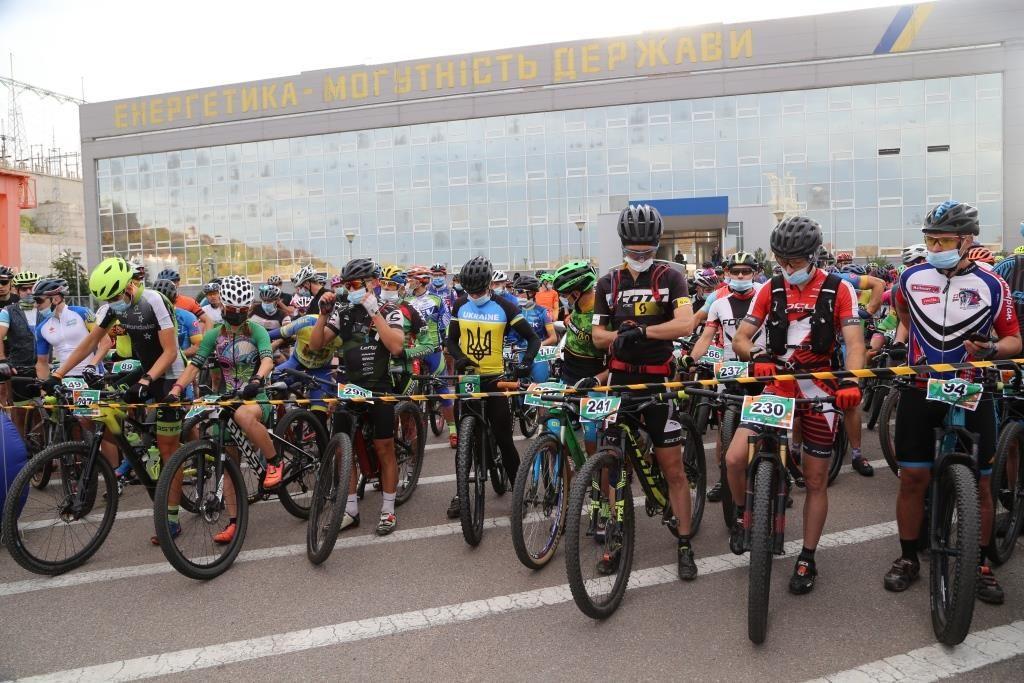 На Николаевщине прошел первый веломарафон «Gard Energy Ride» (ФОТО) 3