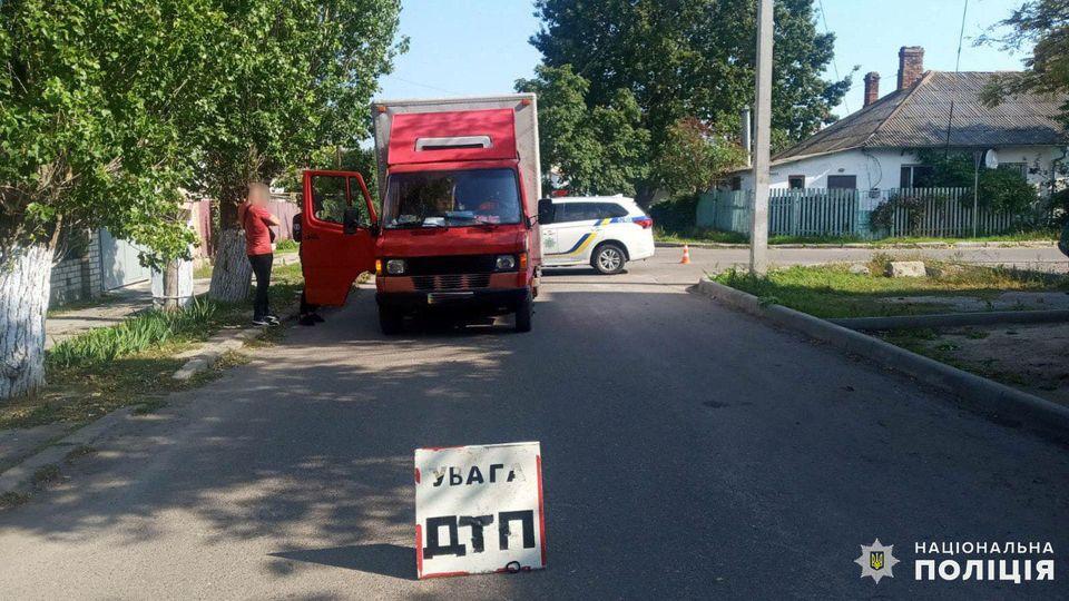 В Очакове грузовик, сдавая назад, насмерть задавил женщину (ФОТО) 3