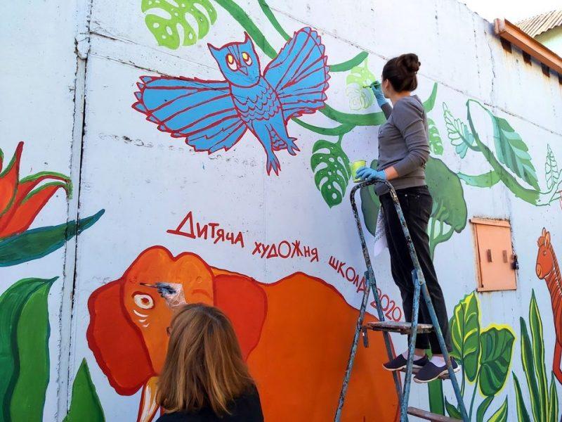 Детская художественная школа готовит большой подарок Николаевскому зоопарку к 120-летию (ФОТО)