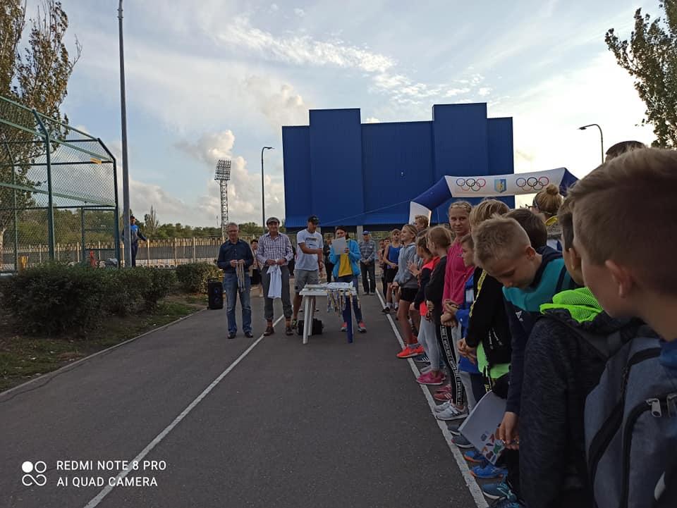 «Золотая осень»: на Николаевщине проходит трехдневный легкоатлетический фестиваль (ФОТО) 5