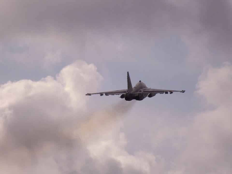 Николаевские летчики отработали очередную летную смену (ФОТО) 5