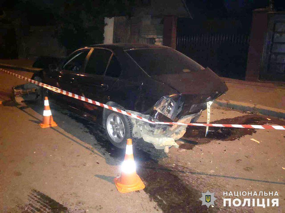 В ДТП в Николаеве пострадал 9-летний ребенок (ФОТО) 3