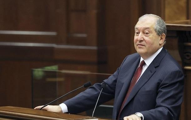 Карабах может превратиться в новую Сирию – президент Армении
