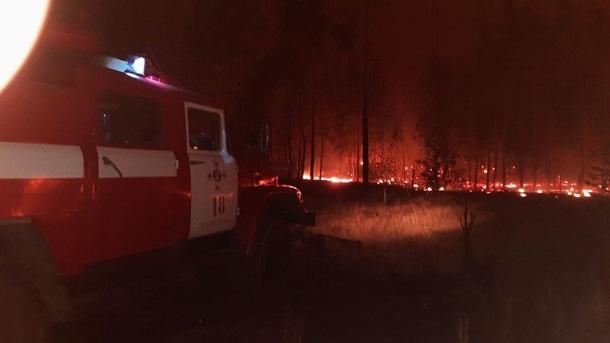 Пожары на Луганщине: потушены два очага (ФОТО, ВИДЕО) 5
