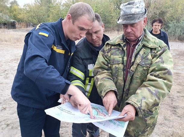 Пожары на Луганщине: потушены два очага (ФОТО, ВИДЕО) 1