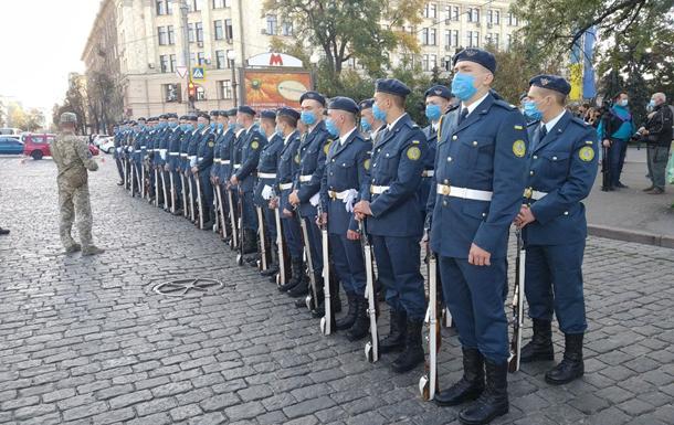 В Харькове прощаются с погибшими в катастрофе Ан-26