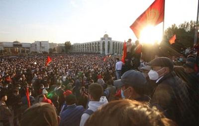 В Бишкеке назначили «народного мэра»
