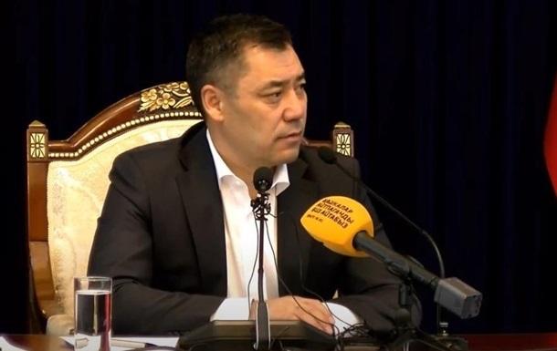 Полномочия президента Кыргызстана перешли к премьеру