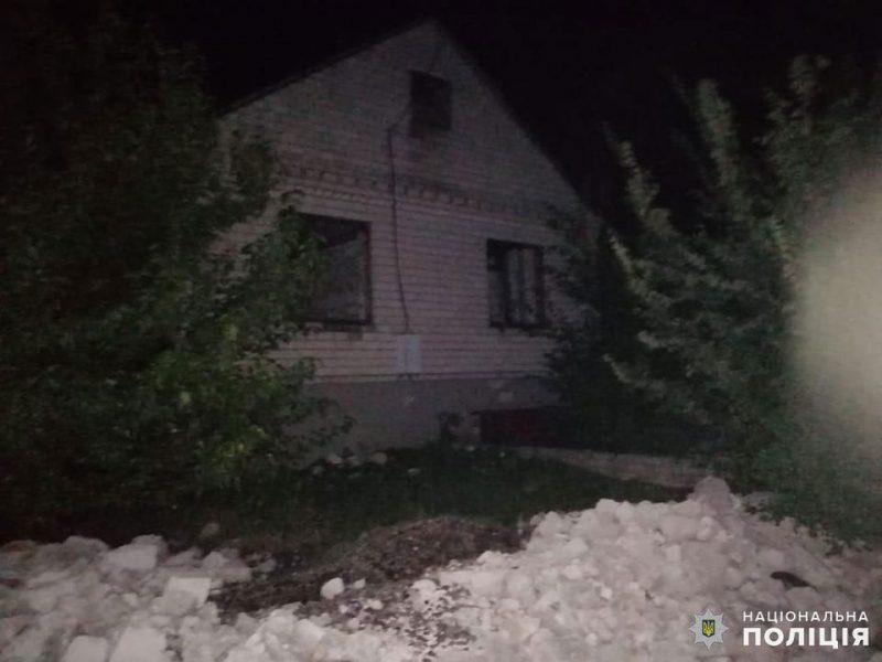 На Николаевщине хозяин до смерти избил гостя и бросил в заброшенном доме умирать (ФОТО)