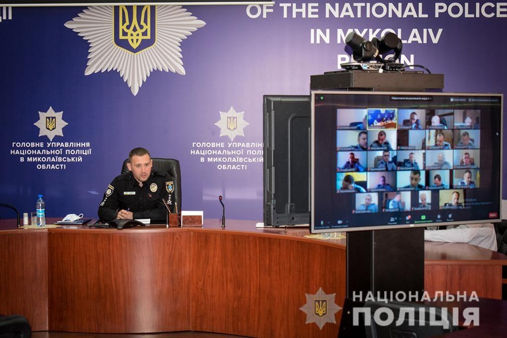 На Николаевщине полиция усилит внимание к соблюдению карантина: и в своих рядах, и в торговых и развлекательных заведениях (ФОТО) 7