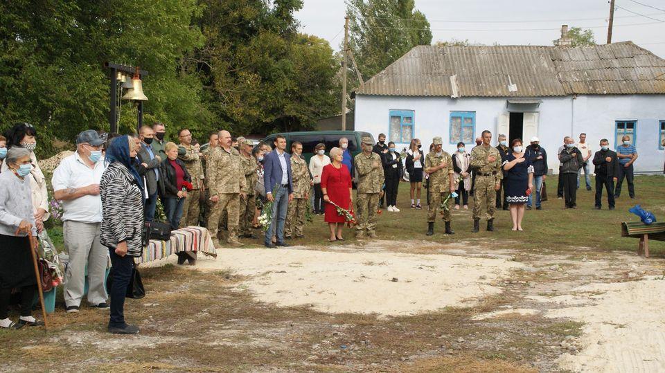 На Николаевщине открыли мемориальный комплекс павшим в российско-украинской войне (ФОТО) 5