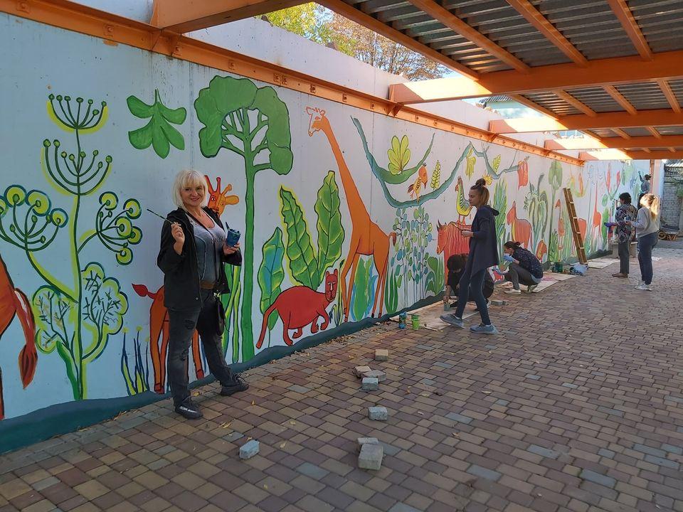 Детская художественная школа готовит большой подарок Николаевскому зоопарку к 120-летию (ФОТО) 5