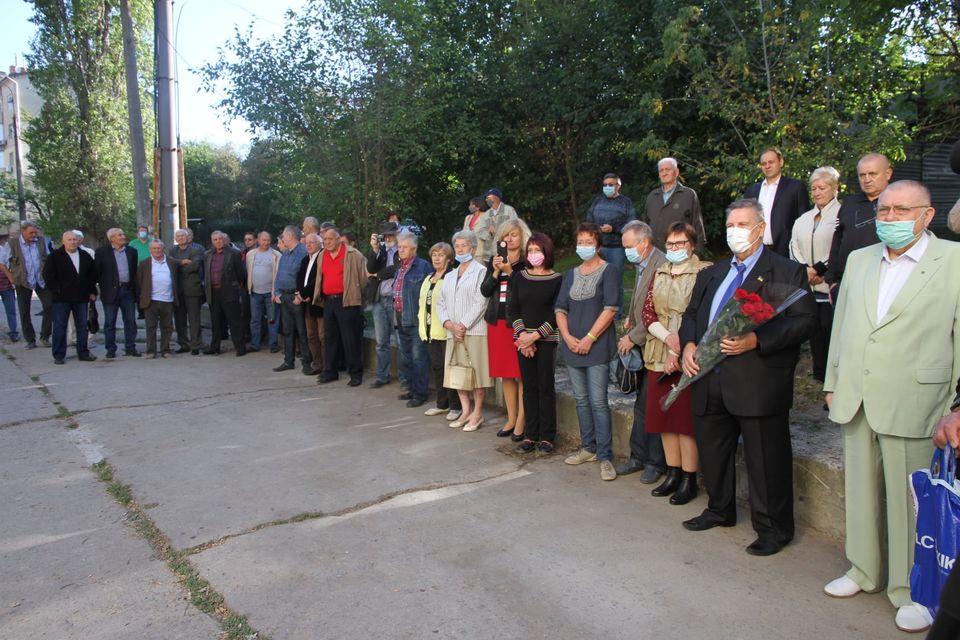 В Николаеве открыли мемориальную доску выдающемуся кораблестроителю, Почетному гражданину города Ивану Виннику (ФОТО) 5